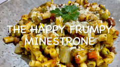 HAPPY FRUMPY MINESTRONE