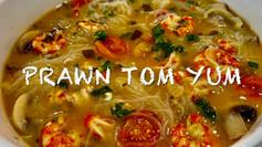 PRAWN TOM YUM