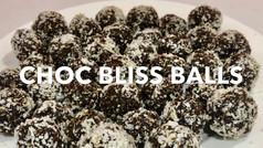 CHOC BLISS BALLS