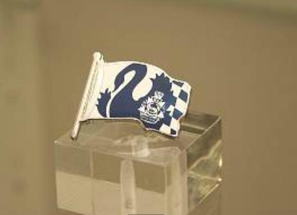 WA Police Flag Tie Pin