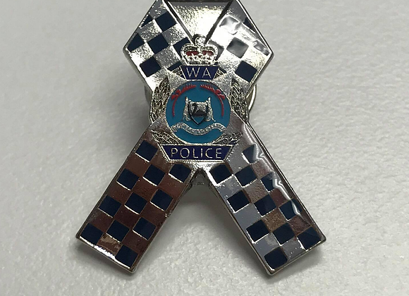Remembrance Day Tie Pin with Logo
