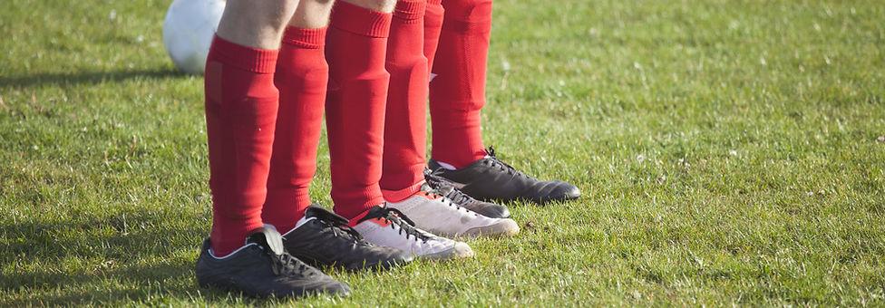Игроки в футбол