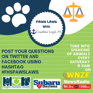 94.9 FM Paws Laws Radio Show - Anti-tethering