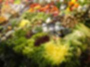 Etale de fruits et légumes