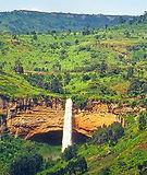Sipi Falls Mount Elgon Uganda