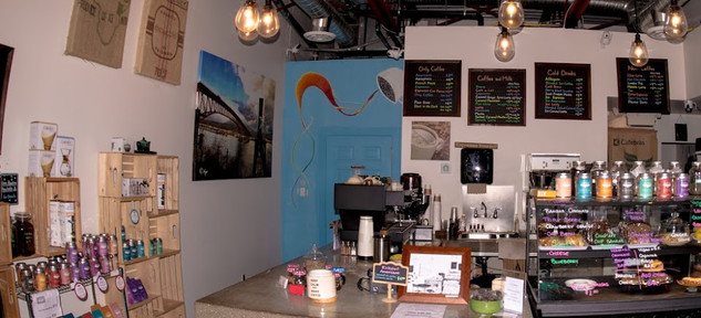 Cafe for sale Burnaby