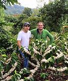 Tomas Gutierrez and Allan Vargas