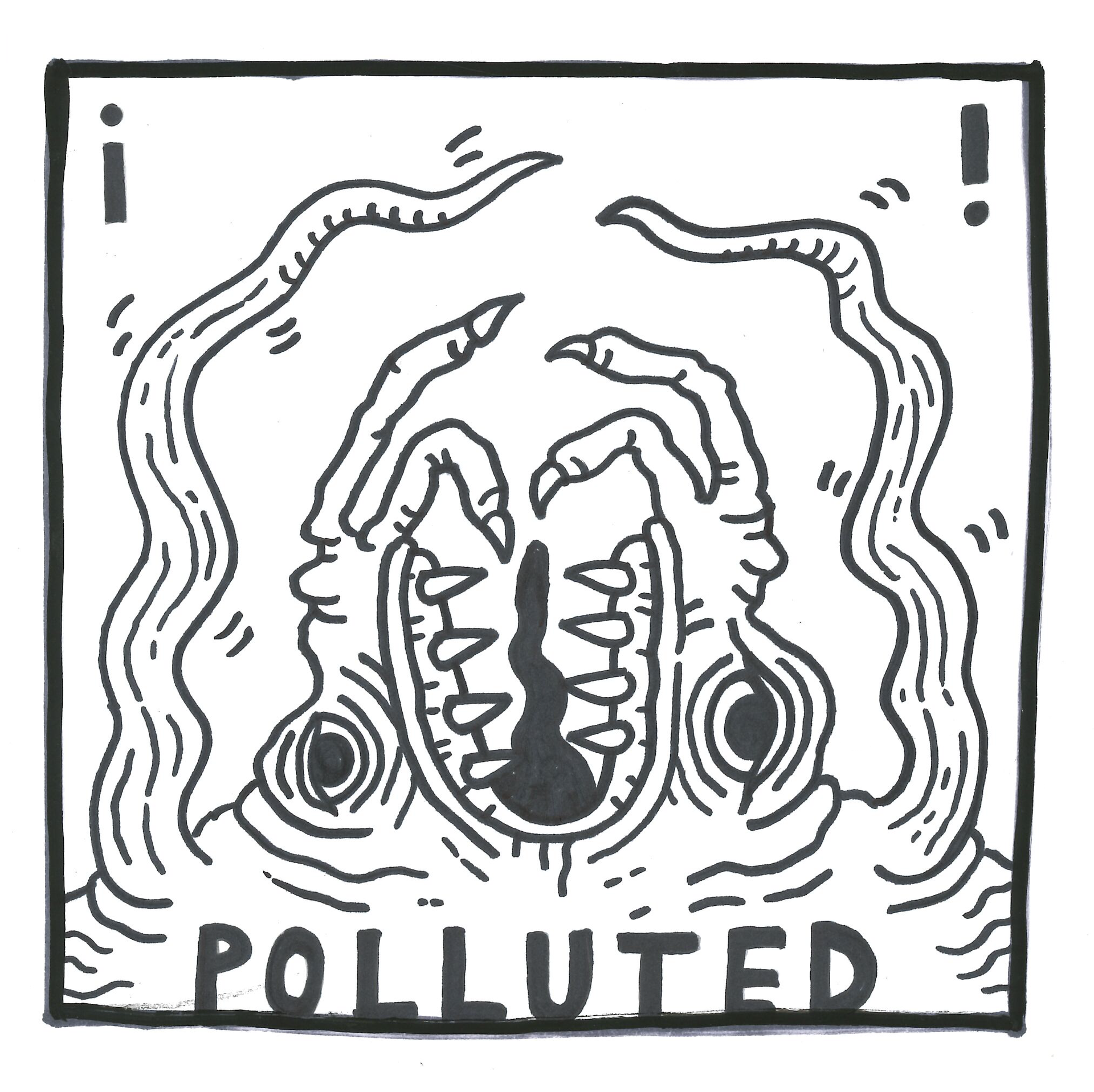 Polluted