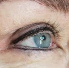 Thin Black Brown Eyeliner