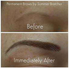 Hair-Strokes Brown
