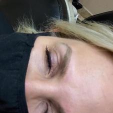 Premier Eyeliner & Hair-Stroke Brows Healed