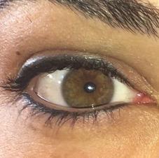 Smokey Eyeliner Healed