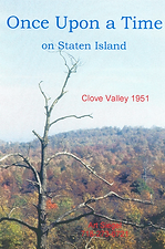 Once Upon a Time on Staten Island, 60 minute DVD. Old, historic, elegiac mid- twentieth century Staten Island photos and 16MM film footages evokes nostalgic memories  of Staten Island's rural/suburban past, now vanished forever. The film features a narrati