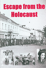 Escape from the Holocaust: 75 minute DVD. Jacob Goldfarb and Rachel Aidelsztain are eagerly making plans for their marriage in summer 1939 Warsaw, Poland, ground zero on the eve of world War II. They will flee the advancing Nazi invaders of their native h