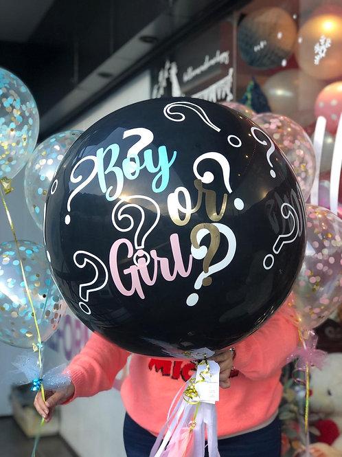 Gender Reveal Questions Bundle