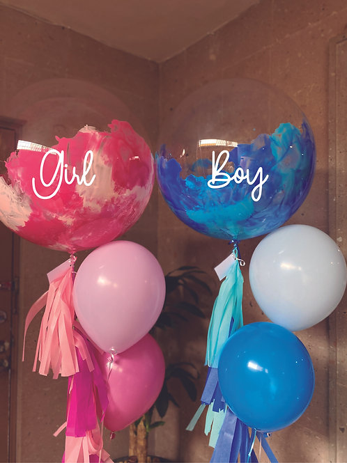 Gender Reveal Bouquets