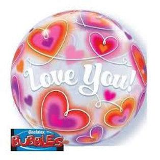 Bubble Love You