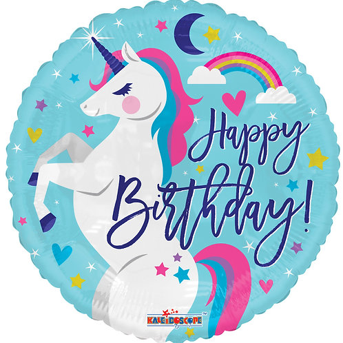 Unicorn Bday