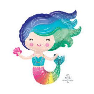 Mermaid Rainbow Jumbo