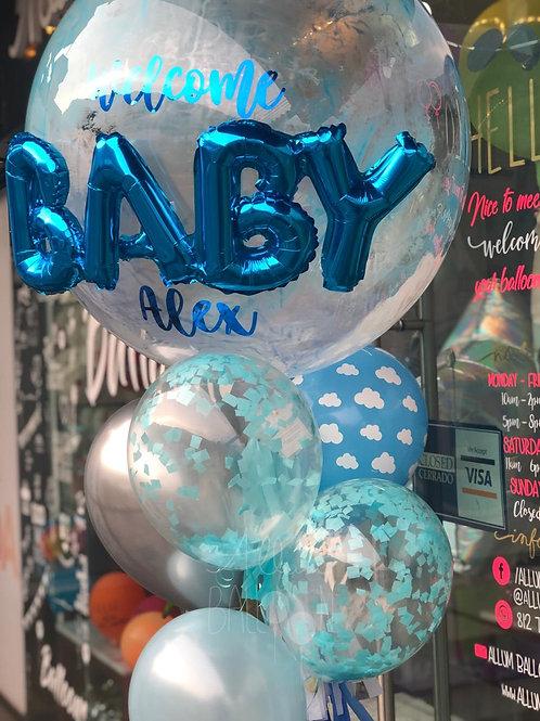Welcome Baby Bundle
