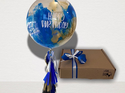 Candy Box + Balloon