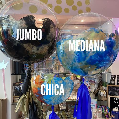 Burbuja Mediana