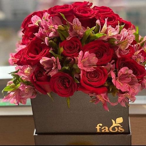 FAOS flower box