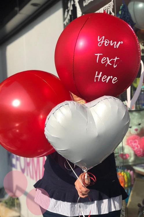 Valentine's Redish