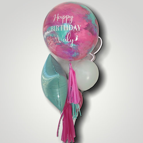 Birthday Wishes Bouquet