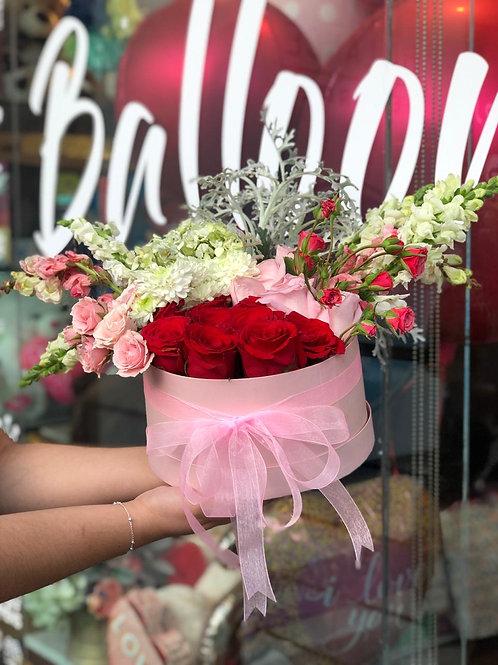 Sweet Flower Box