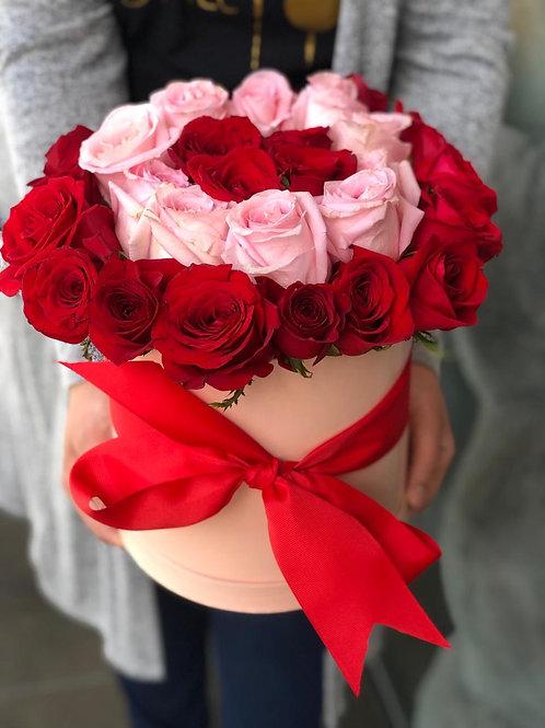 Hat Flower Box