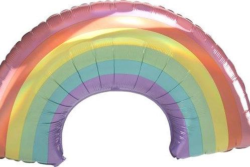 Rainbow Pastel Iridiscent