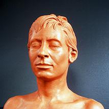 sculptor, portrait artist, mould maker, hyper-realism, Canadian sculpture