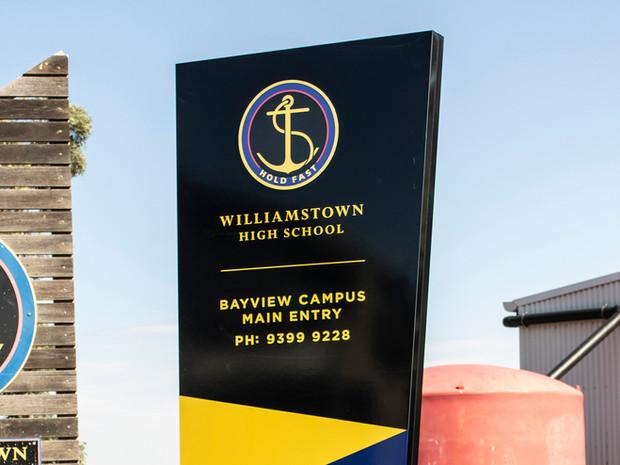 Williamstown High School