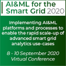AI&ML for the Smart Grid 2020