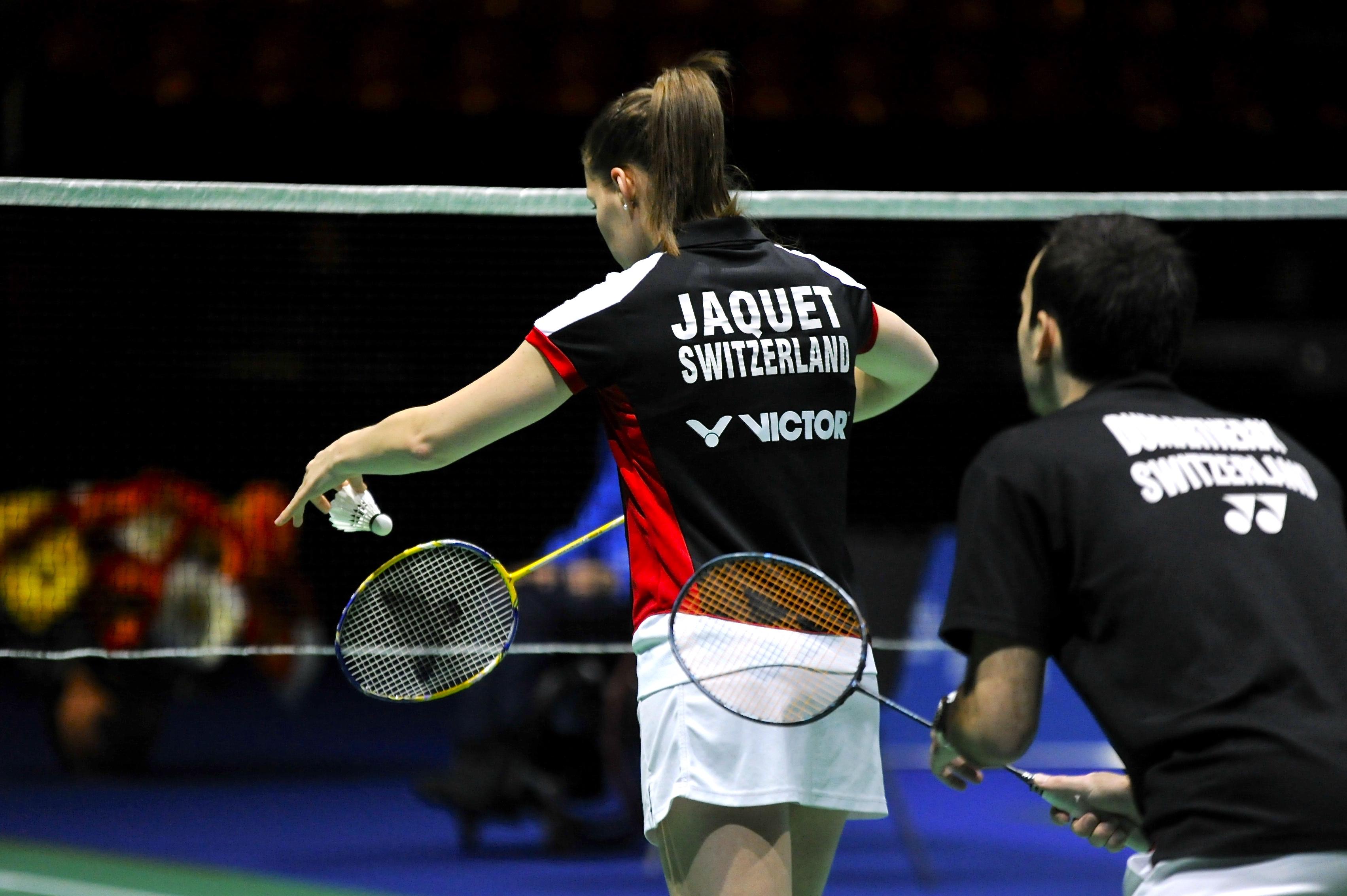 Nathalie Tardy, Swiss Open 2016 (double mixte)-6