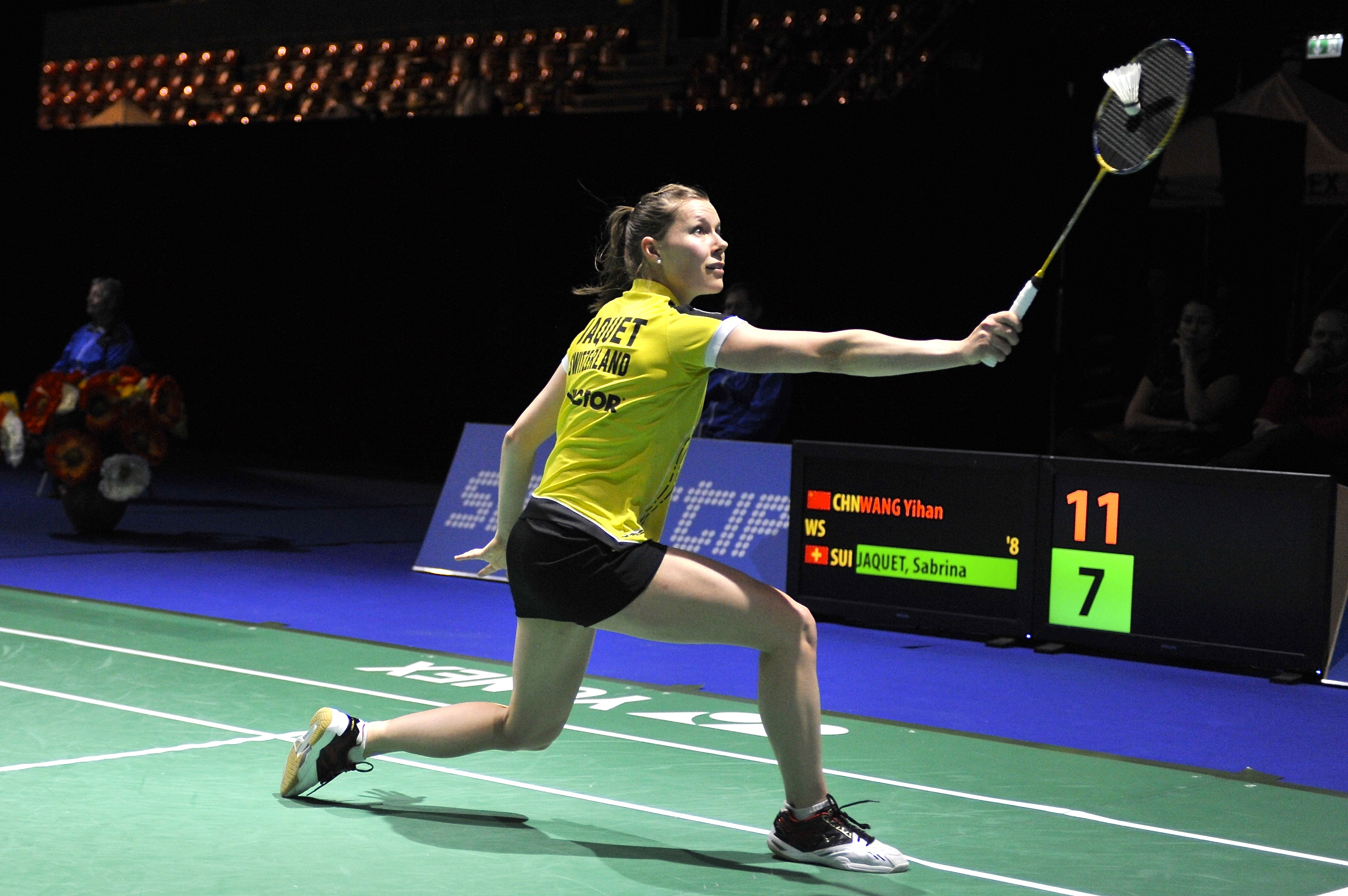 Nathalie Tardy, Swiss Open 2016 (simple dame)-4