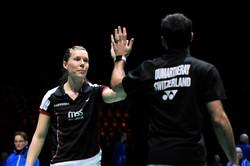 Nathalie Tardy, Swiss Open 2016 (double mixte)-13