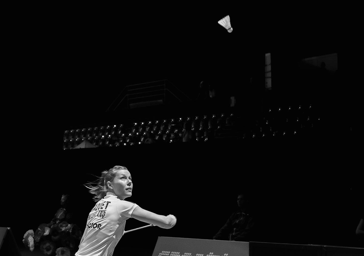 Sabrina Jaquet Badminton