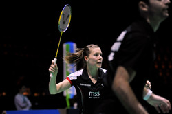 Nathalie Tardy, Swiss Open 2016 (double mixte)-11