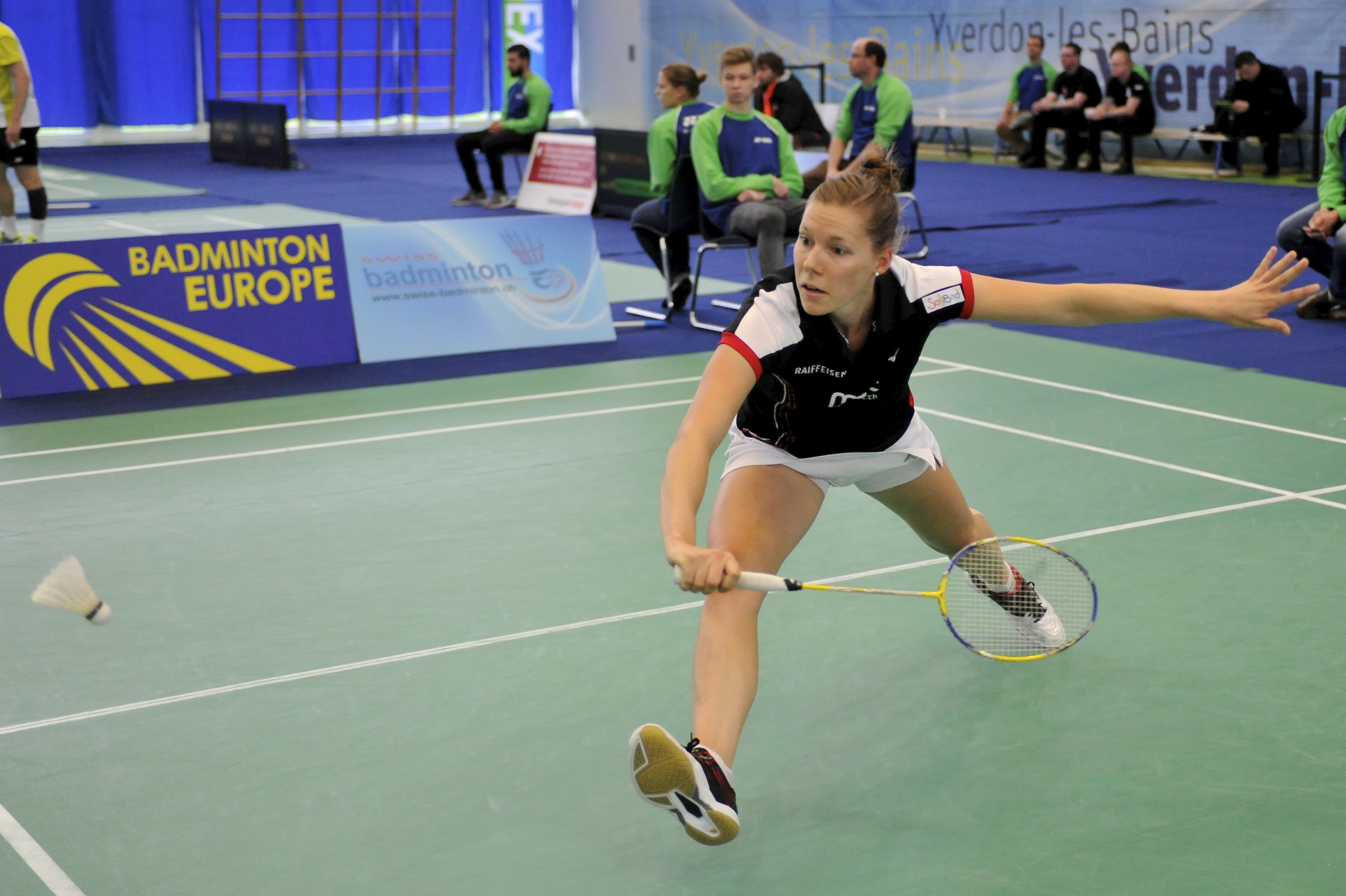 Nathalie Tardy, Swiss International Challenge 2015-2