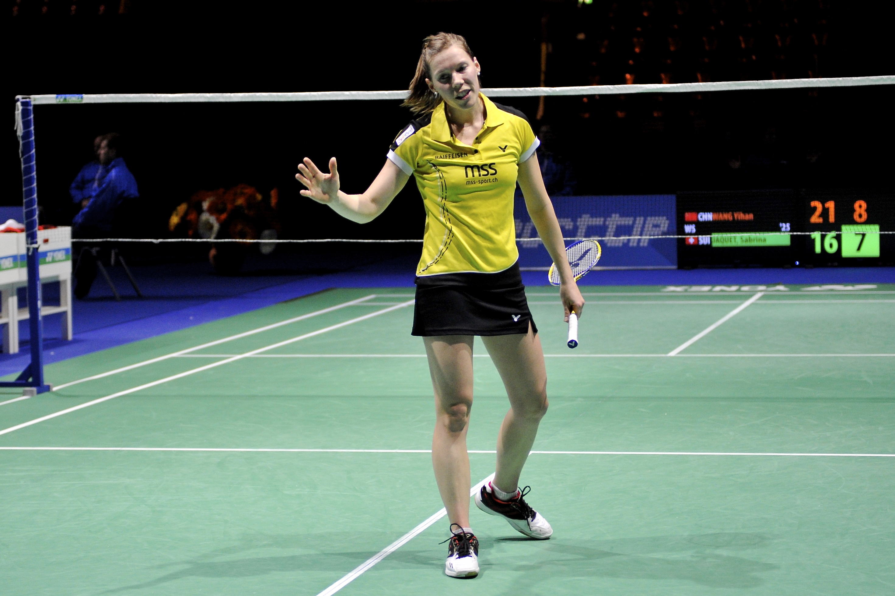 Nathalie Tardy, Swiss Open 2016 (simple dame)-11