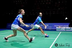 Nathalie Tardy, Swiss Open 2016 (double mixte)-3