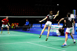 Nathalie Tardy, Swiss Open 2016 (double mixte)-8