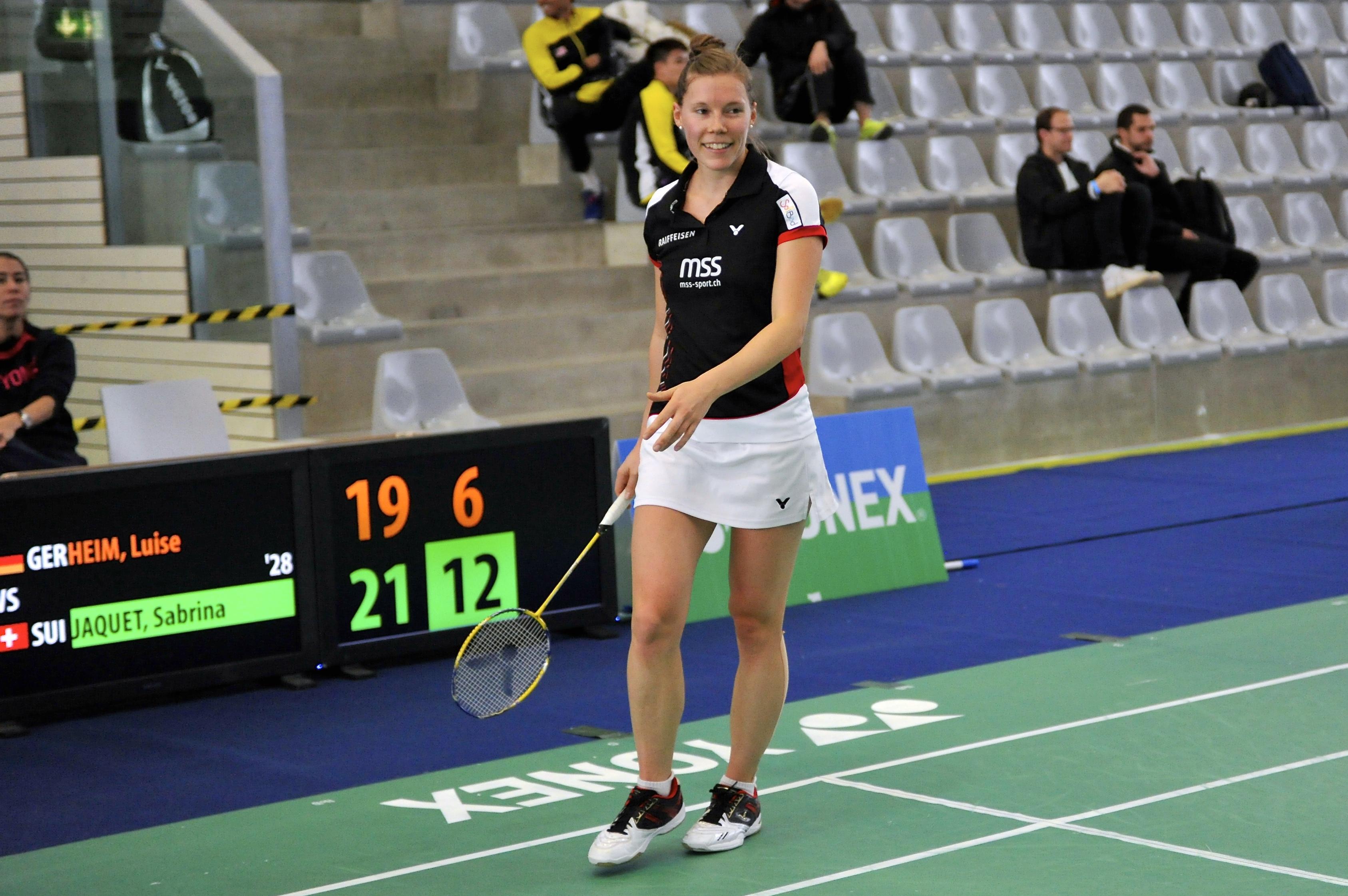Nathalie Tardy, Swiss International Challenge 2015-12