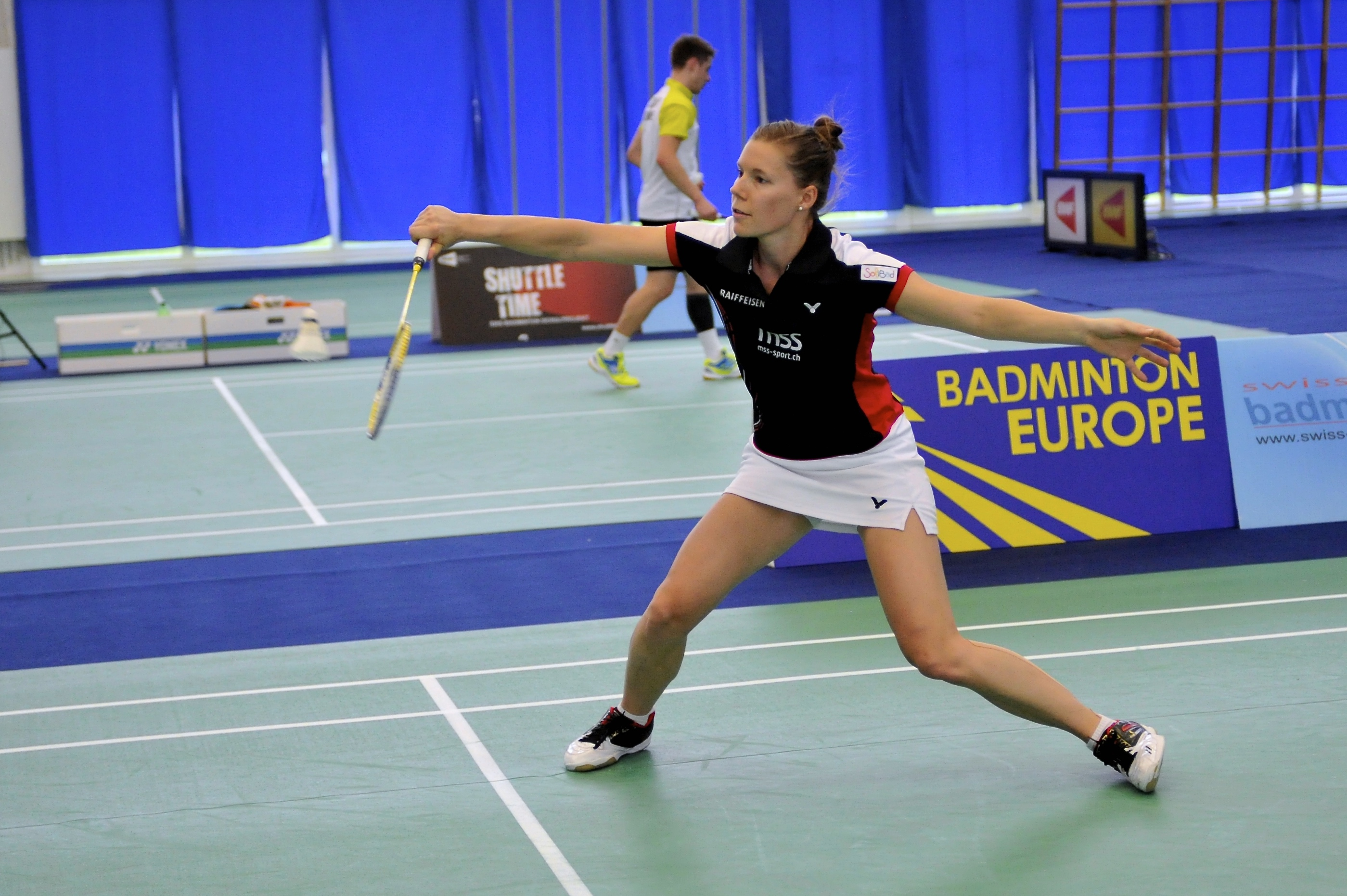 Nathalie Tardy, Swiss International Challenge 2015-1