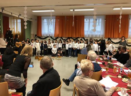 Gemeinsam den Advent feiern - Wir singen im Pensionistenclub