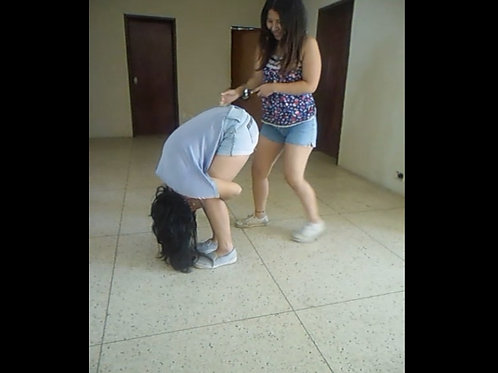 Riya Murgi girl spanking