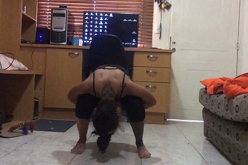 Murga Punishment in Bedroom