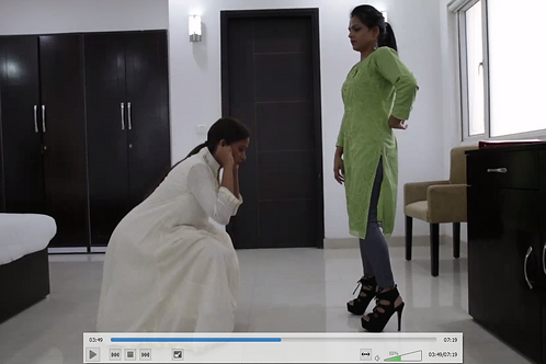 [Part 1] Situps done with bhabhi